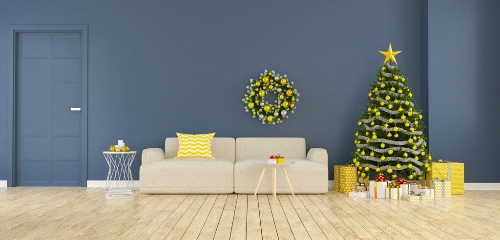 How to rearrange your room for the Christmas tree