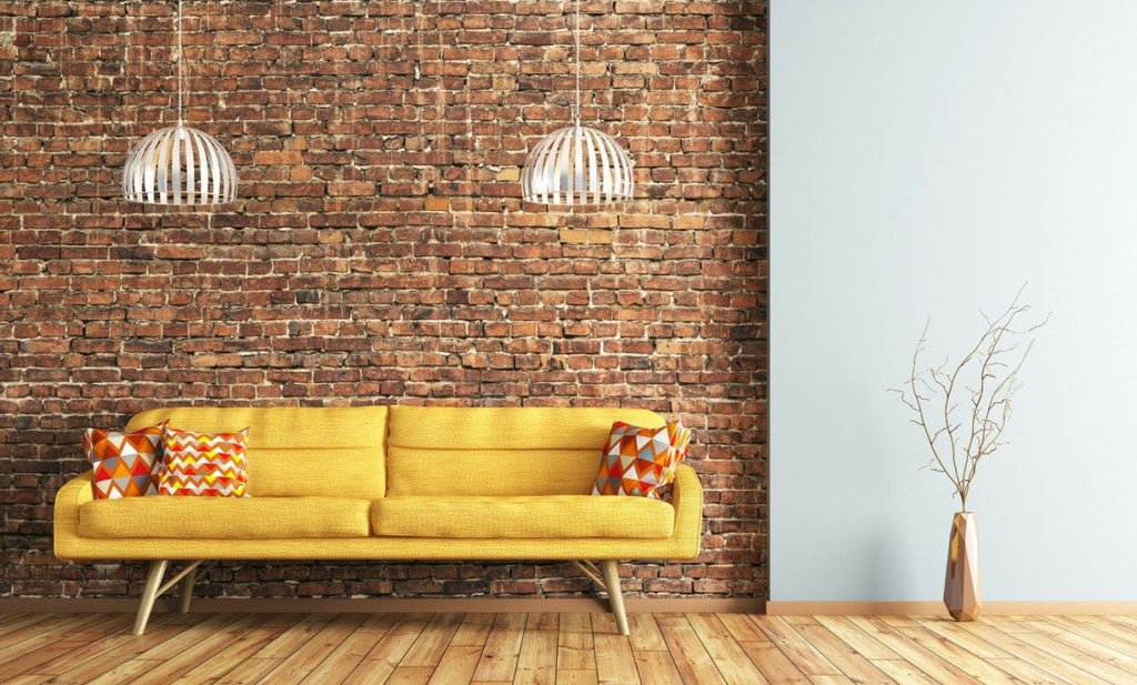 How to bring some yellow sunshine into your living room decor