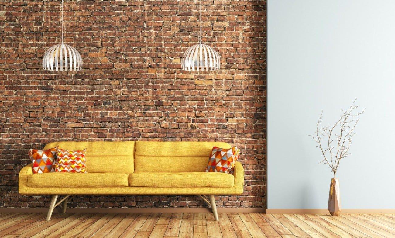 Yellow living room inspiration & ideas