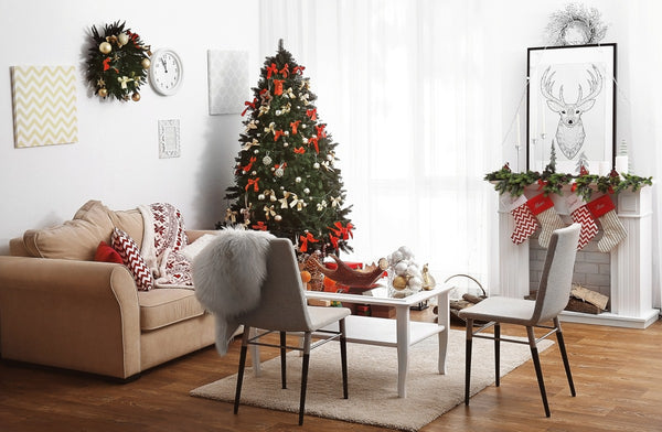 Rearranging Furniture For Your Christmas Tree Unni Evans