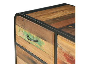 Bristol Reclaimed Chest of Drawers - Large
