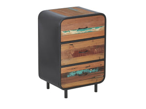 Quirky Reclaimed Chest of Drawers