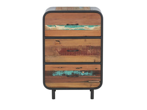 Bristol Reclaimed Chest of Drawers - Small