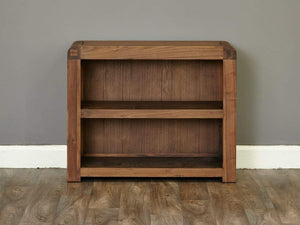 Sola Walnut Bookcase - Small