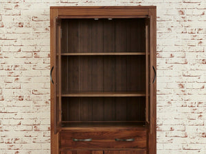 Orsina Walnut Display Unit - Large