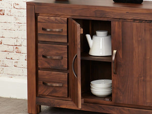 Orsina Solid Walnut Sideboard