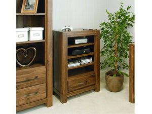 Orsina Walnut Entertainment Unit