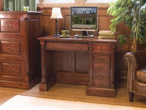 Laddingford Mahogany Computer Desk