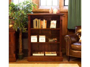 Laddingford Mahogany Bookcase - Small