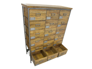 London Apothecary Chest