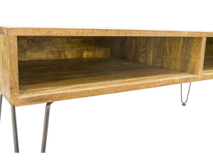 London Hairpin Leg Coffee Table
