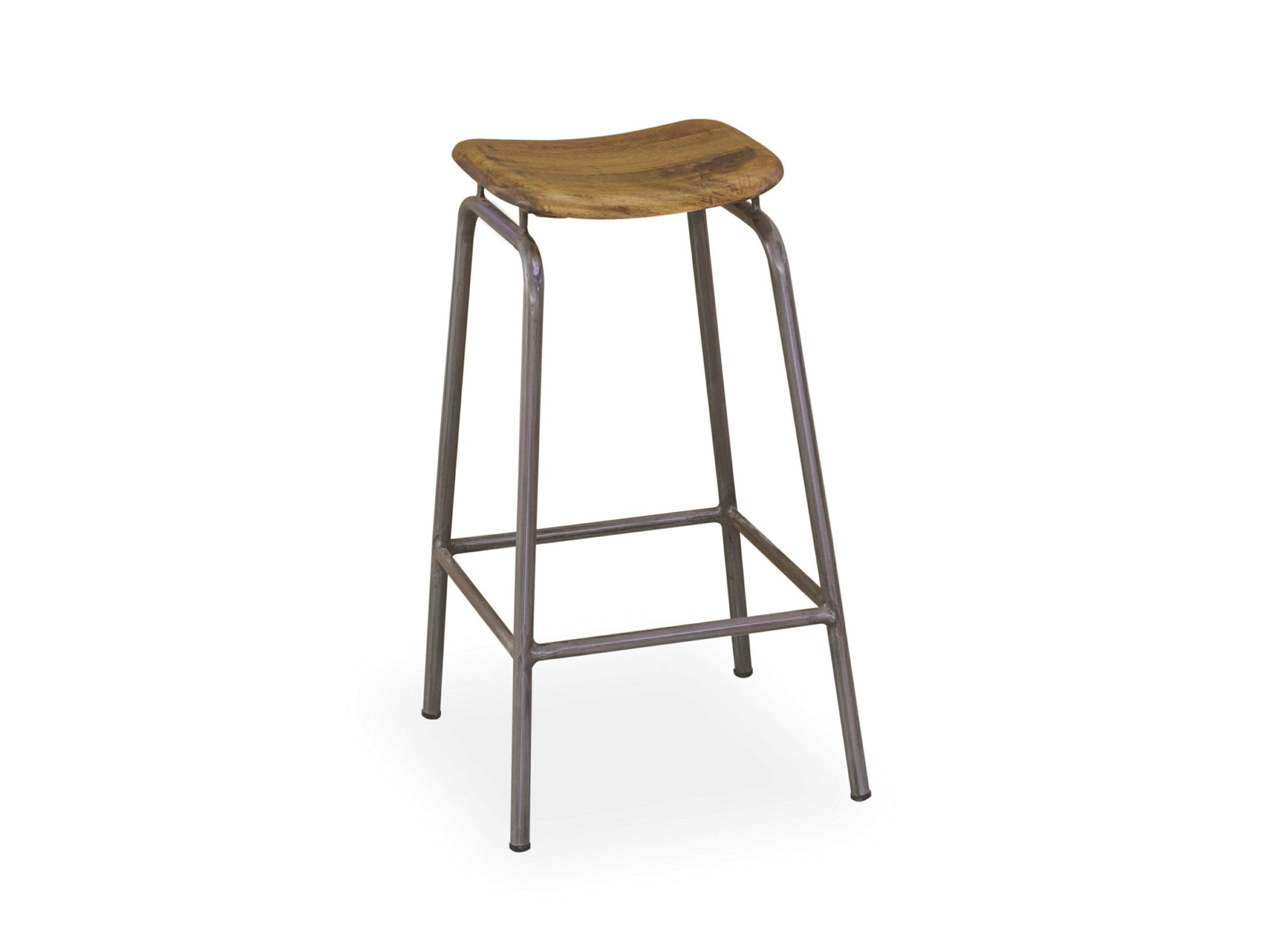 London Industrial Style Lab Stool