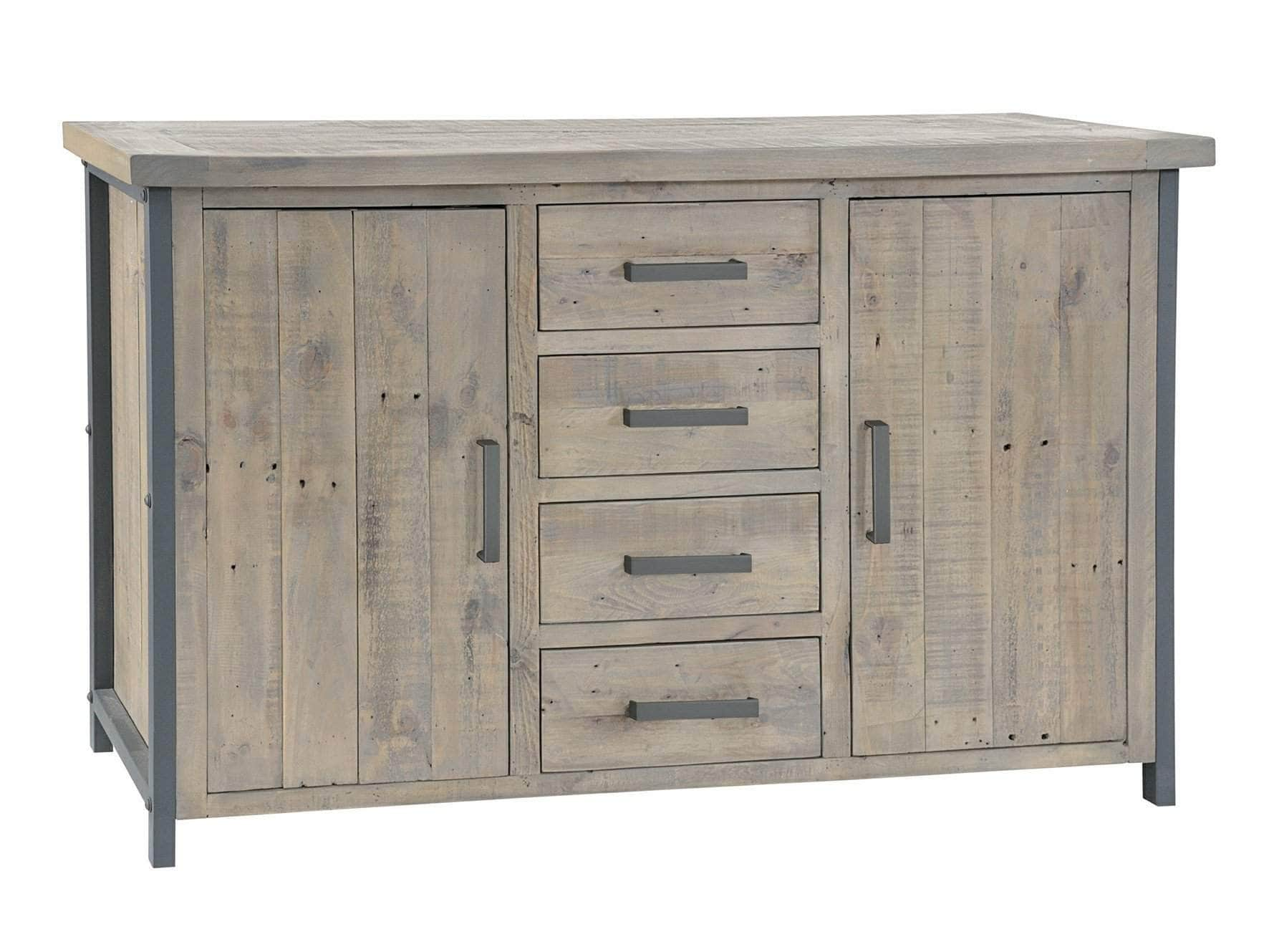 Loxton large industrial style sideboard