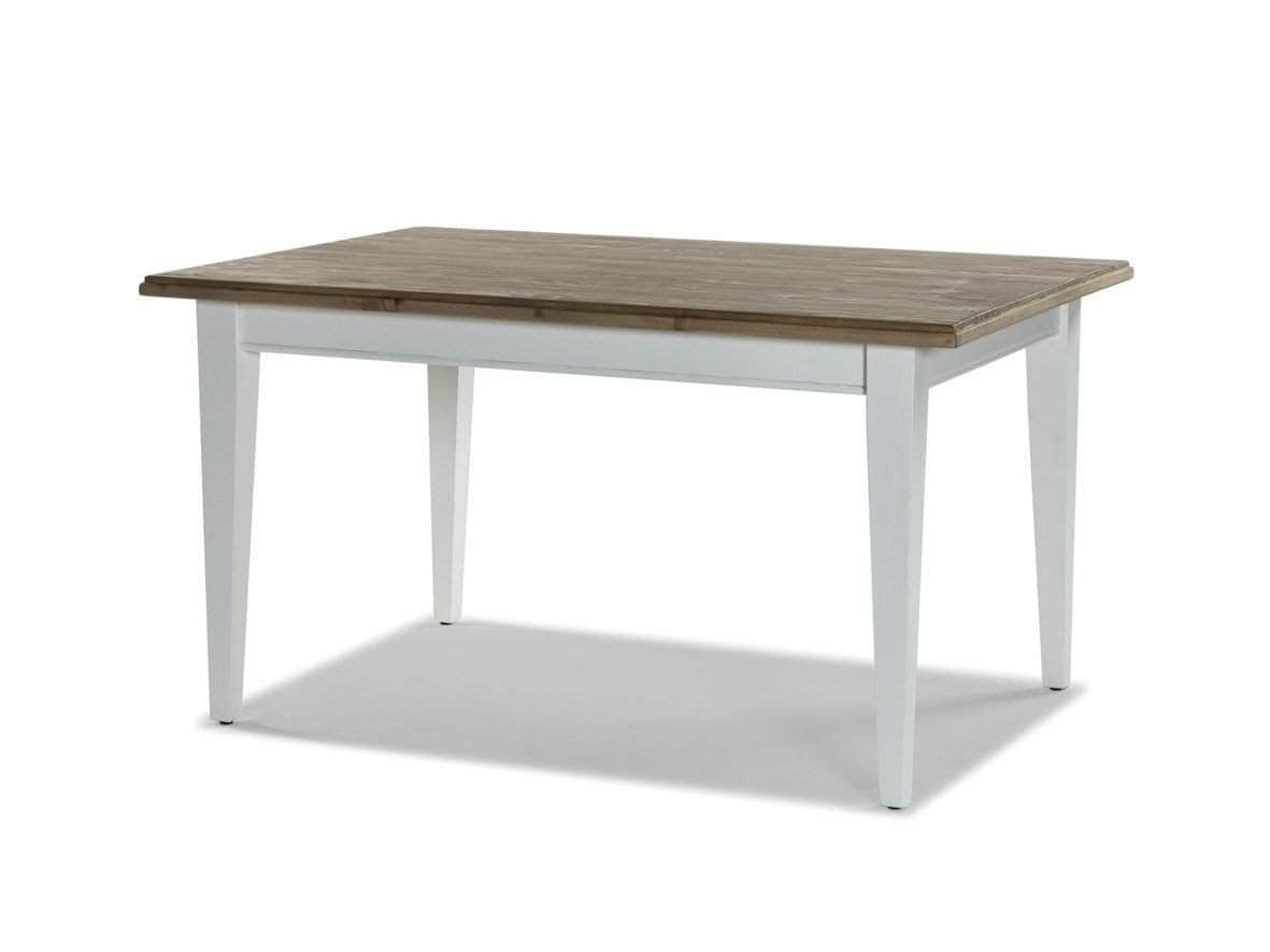 Milford Rustic Farmhouse Style Dining Table