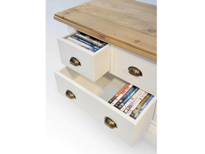 Milford Farmhouse Style TV Unit
