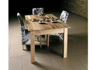 Obell Solid Oak Dining Table - Large