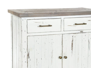 Paxford Rustic Sideboard - Small