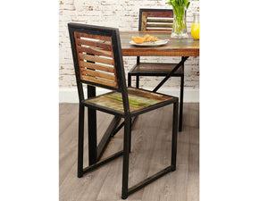 Asia Reclaimed Dining Chairs - Set of 2