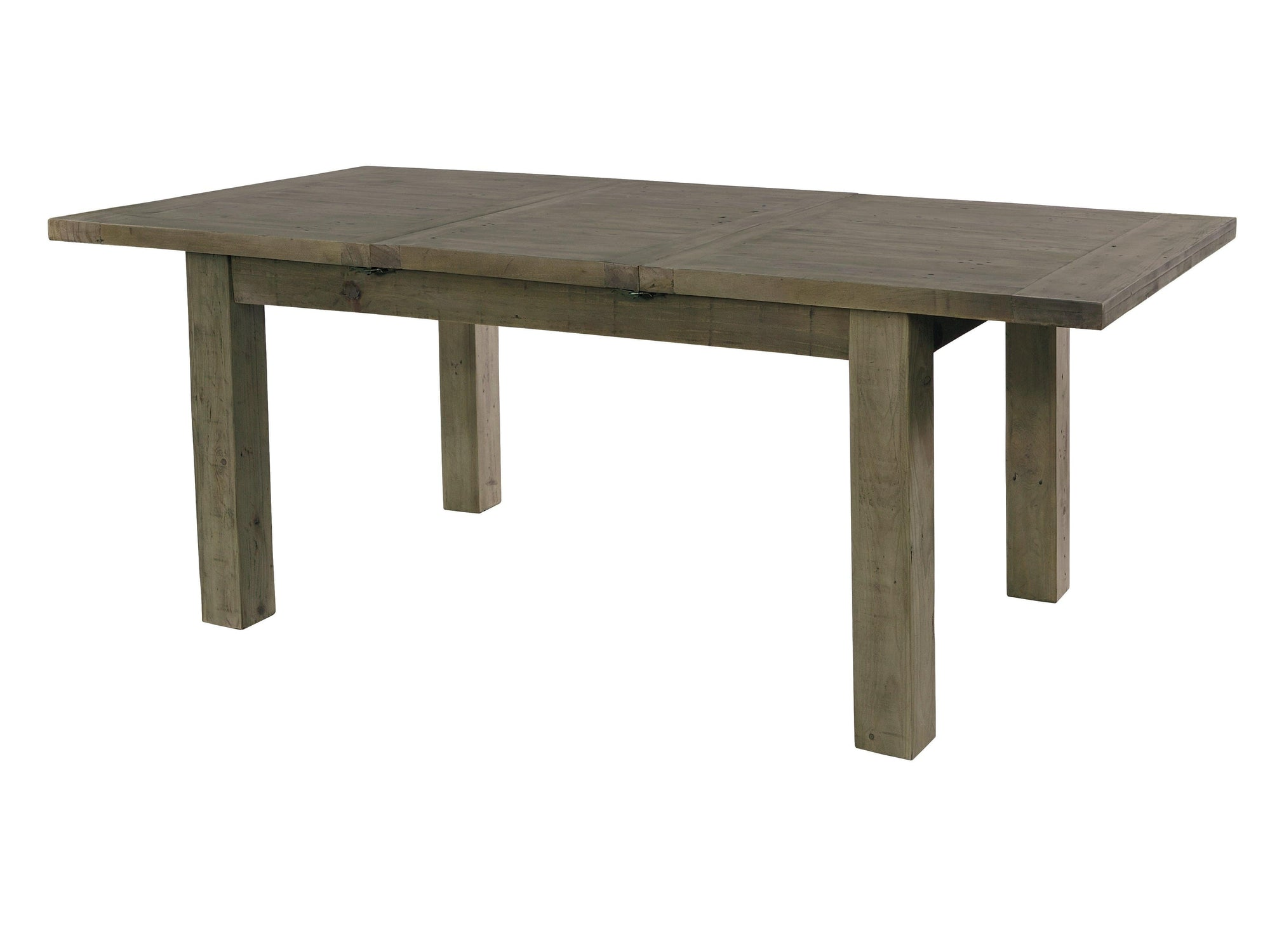 Seaton Reclaimed Dining Table - Extending