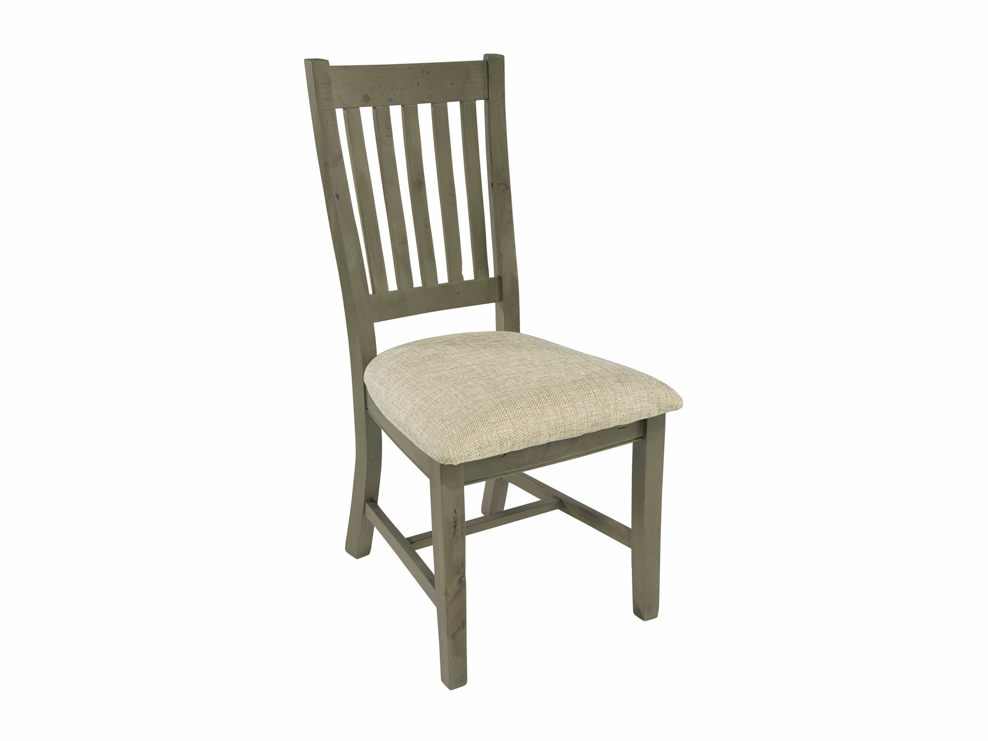 Seaton Reclaimed Dining Chairs - Set of 2
