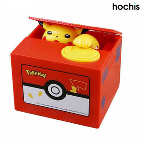 Pokemon Pikachu Money Box