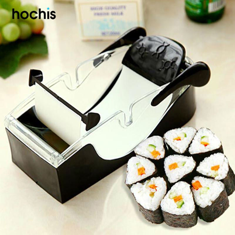 Magic Roll Easy Sushi Maker Cutter Roller