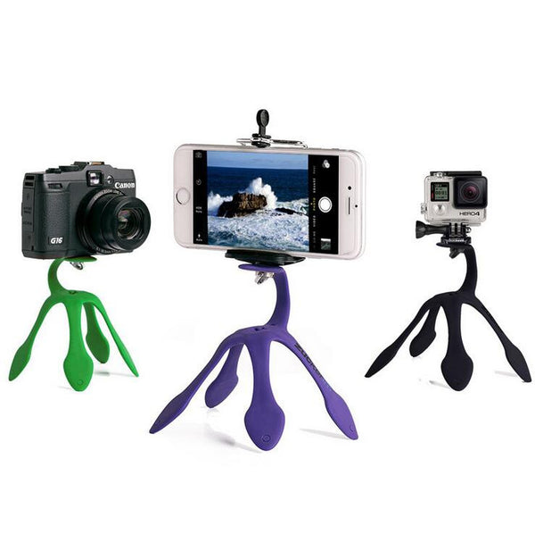 Octopod Universal Camera & Phone Holder