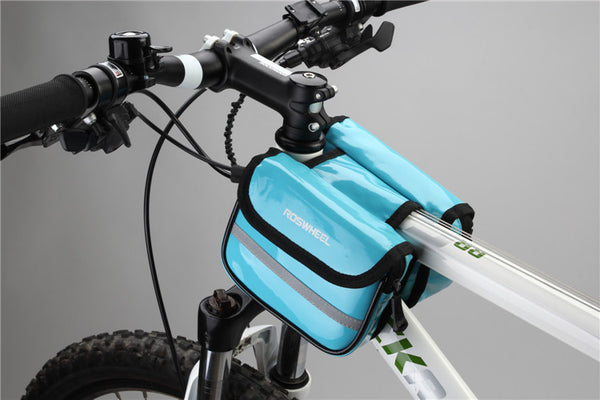 Front Tube Double Bag Cycling Bag