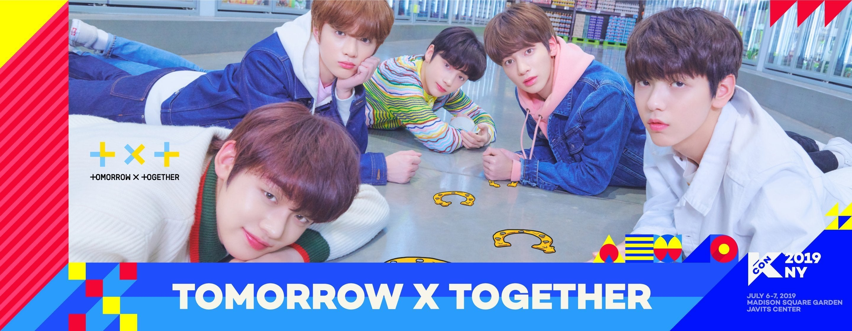 TXT and NU'EST to Attend KCON NY