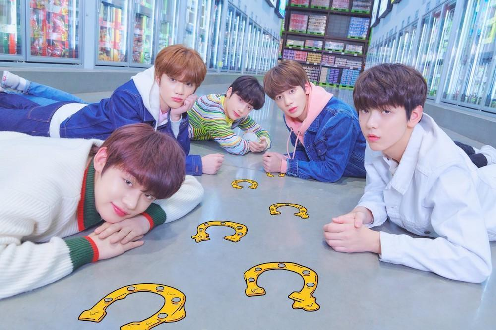 TXT Debut Album The Dream Chapter: Star