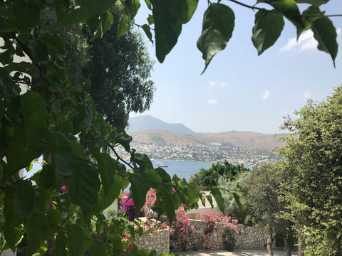 The glowing Bodrum sea and other Turkish delights