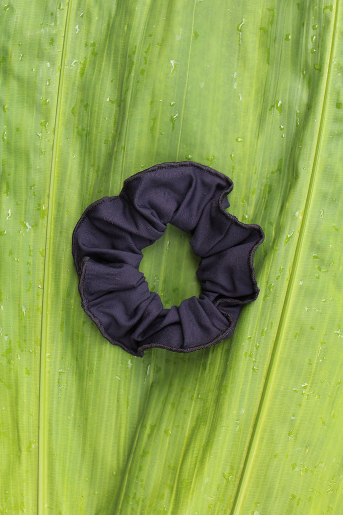 Scrunchie Get Black
