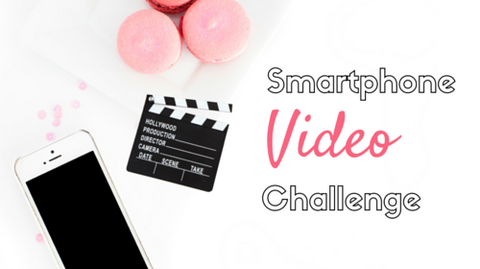 Smartphone Video Challenge (Video Course)
