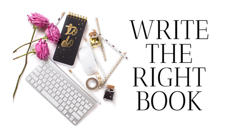 Write The Right Book (Video Course)