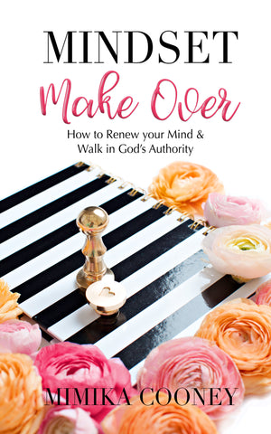 Mindset Make-Over PRINTED BOOKS (box of 10)