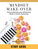 Mindset Make-Over BOOK BUNDLE (eBook + Study Guide + Screensaver + Wall Art)