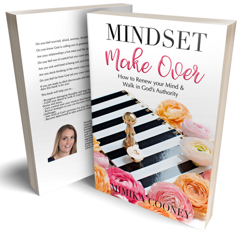 Mindset Make-Over: How to Renew your Mind and Walk in God's Authority (PDF eBook)