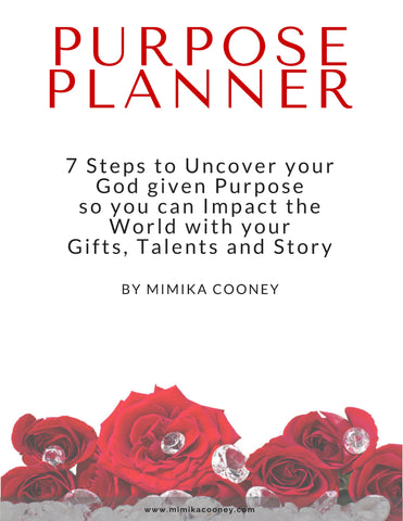 Power of Purpose (Printable Workbook)