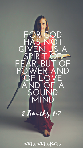 Screensaver 2 Timothy 1:7