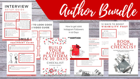 Author Bundle: How to Publish & Promote Books