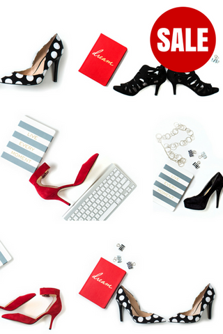 Stock Photo BUNDLE (Set of 10) High Heels