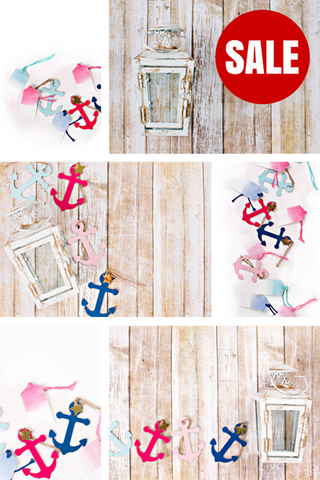 Stock Photo BUNDLE (Set of 10) Nautical