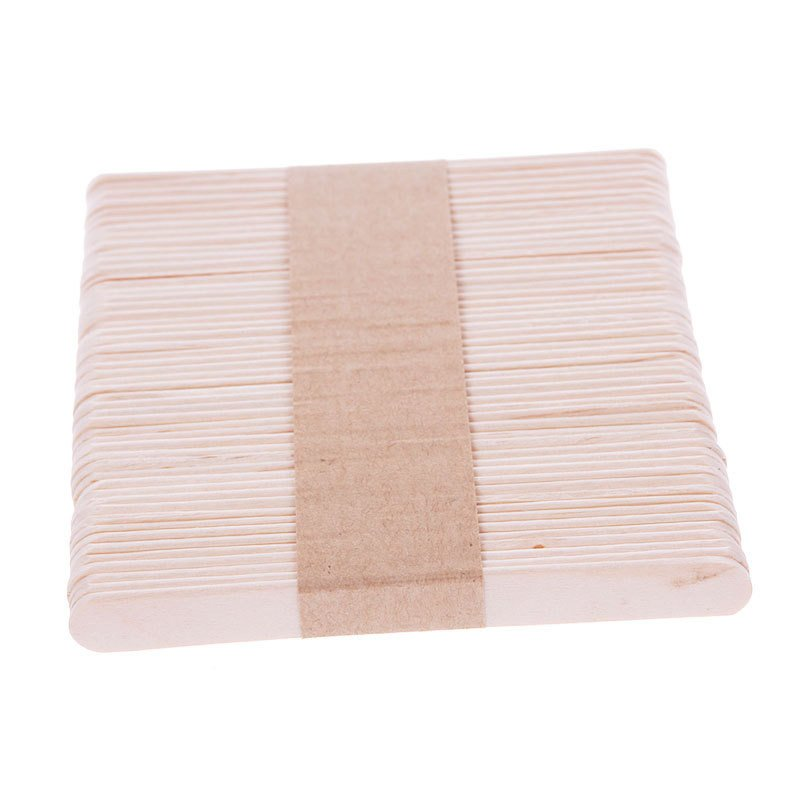 Activities & Toys - New 50Pcs Wooden Popsicle Sticks