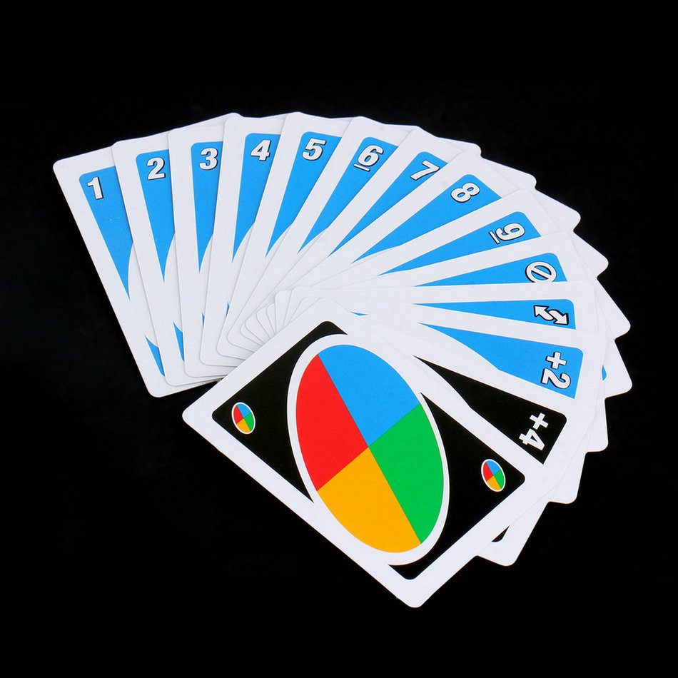 Activities & Toys - UNO Family Playing Cards