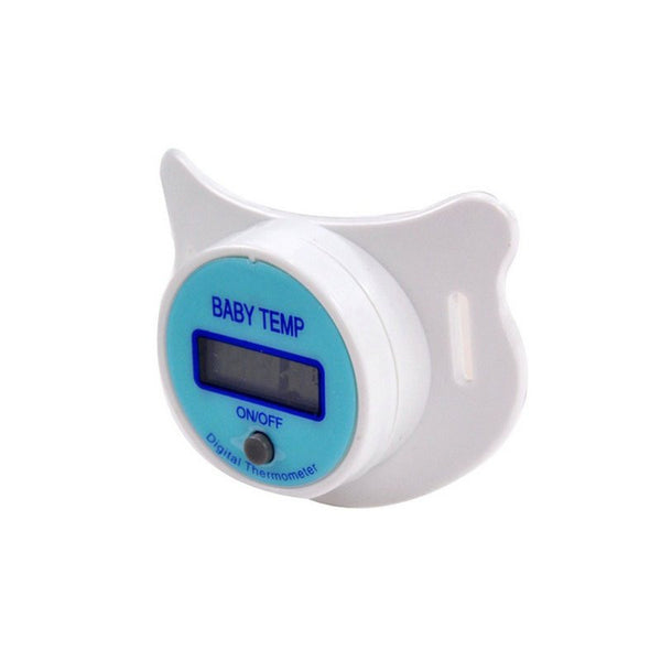 Baby Pacifier Mouth Digital Thermometer