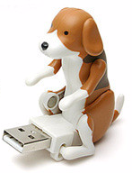 USB Humping Dog Flash Drive (8GB/16GB)