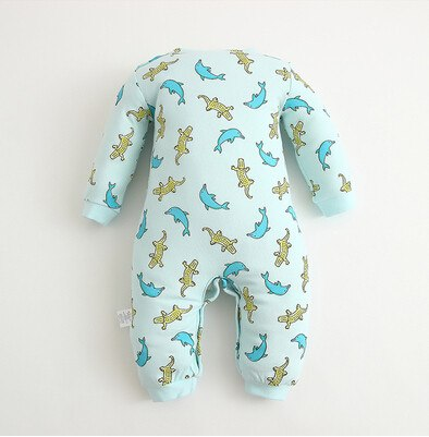 Clothing & Apparel - Cartoon Baby Jumpsuit