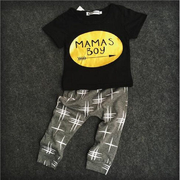 Clothing & Apparel - Mama's Boy, 2-piece Set