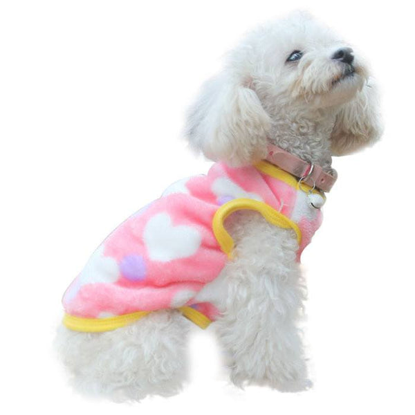 Clothing - Soft Fleece Jumpers For Dogs
