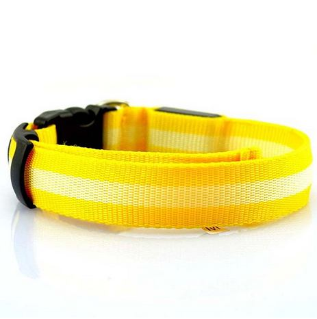 Collar - SmartDoggie™ LED Pet Safety Collar